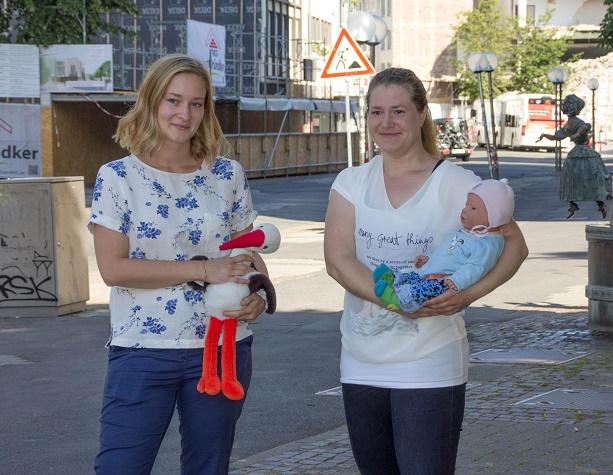Projekt-Start: Babylotsin ist seit dem 1. Juni für die Familien vor Ort im Marienhospital Osnabrückda